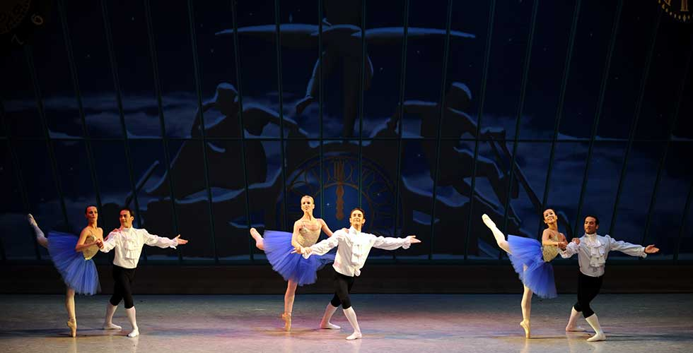 Nutcracker - Drosselmeyer's Workshop